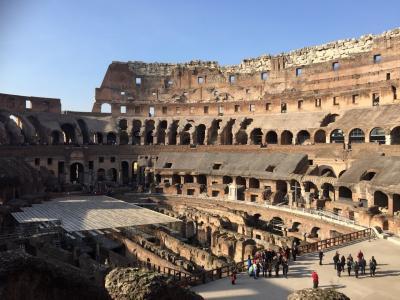 イタリア周遊ツアー6日目~ヴァチカン、ローマ