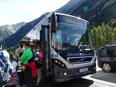オーストリア・セルデン&ドイツ・ニュルンベルクとミュンヘンの旅【2】 インスブルックからセルデンへ