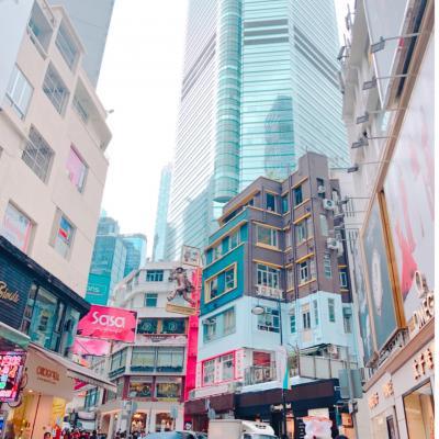 香港島散策!香港へ2歳子連れ旅~2日目