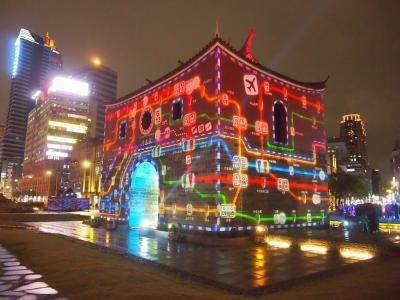 初めての海外一人旅 2泊4日の台湾旅行[5]街歩きと台北ランタンフェスティバルを少し見て、台北とサヨナラしました。