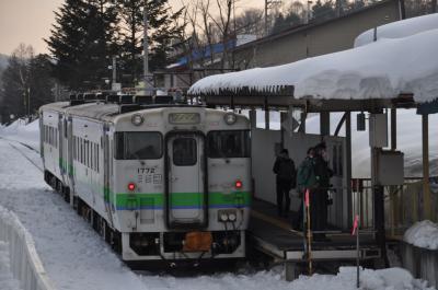 2019年3月北海道鉄道旅行3(石勝線夕張支線へ後篇)