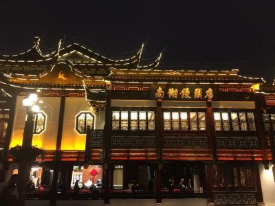 上海 はじめてのトランジット
