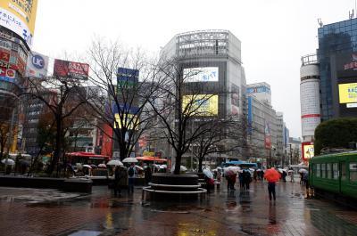 雨のTokyo2019
