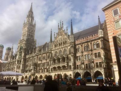 2018年 修了記念 ヨーロッパ 6カ国周遊! その8 ミュンヘンを散策する