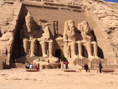 初めてのアフリカ大陸はエジプト ナイル川クルーズ また行きたい!
