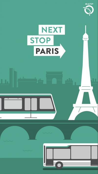 【一人でパリとパリディズニーに行ってみよう~パリを観光と初めてのRER】