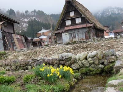 【復刻】北陸路・飛騨路(9)世界遺産白川郷荻町集落