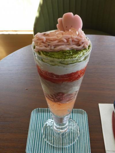 金沢◆和カフェ『Cafe甘』by越山甘清堂◆2019/03/05