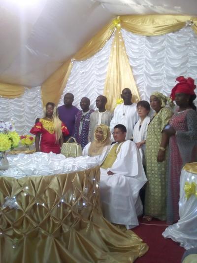 セネガルで結婚式!