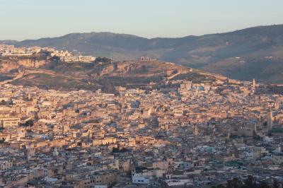 ツアー参加でモロッコを周遊3 フェズ他