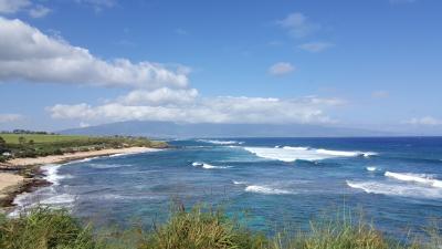 【マウイ島】ストレスを忘れてのんびり過ごす1日②