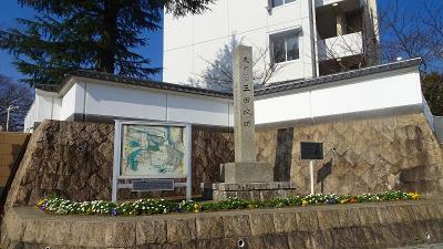 天満神社付近と、ふるさと学習館付近の散歩。