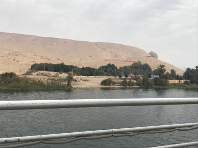 ナイル川クルーズで巡るエジプト8日間☆4日目☆アブシンベル~コム・オンブ