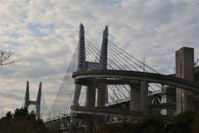 瀬戸内島巡り紀行 バスで瀬戸大橋を渡る 与島から岩黒島へ