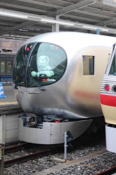 鉄子おばちゃんが西武鉄道新型特急『Laview』の試乗会