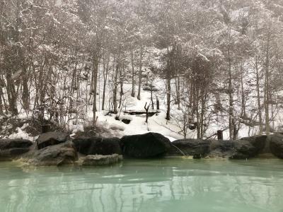 奥鬼怒川温泉・加仁湯で雪見露天風呂を堪能【前編】