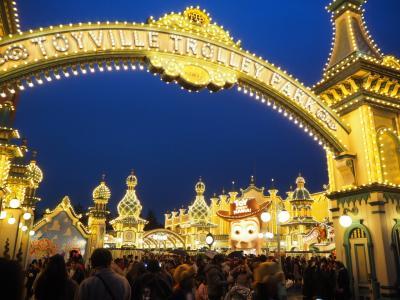 Disney Resort&東京観光  Disney SEA🚢⭐︎🐠?day