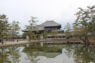 奈良1泊2日一人旅② 興福寺、東大寺