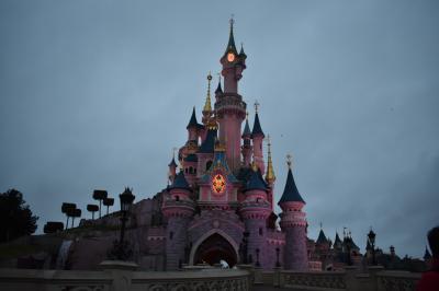【一人でパリとパリディズニーに行ってみようの巻~念願のディズニーランド・パリへ~】