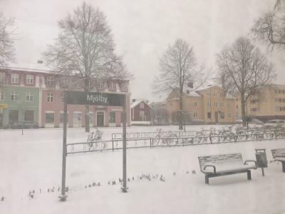 憧れの北欧 一人旅 ②ストックホルムから電車でコペンハーゲンへ
