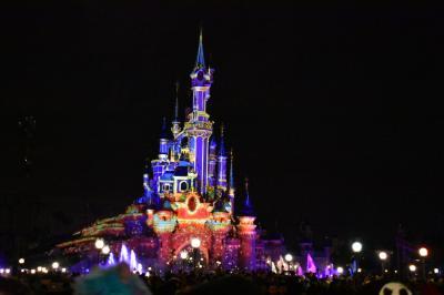 【一人でパリとパリディズニーに行ってみよう~キャッスルショーとお土産~】
