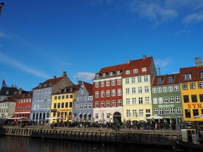 憧れの北欧 一人旅 ③コペンハーゲン観光