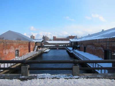 大寒波襲来の北海道・さっぽろ雪祭り、小樽、函館3泊4日旅行記④函館観光して帰る