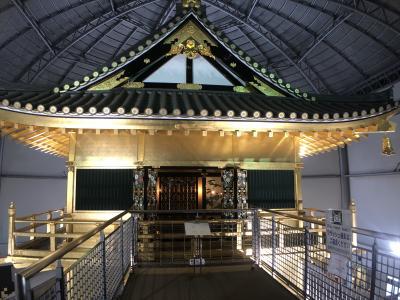 2019滋賀近江八幡・幻の城安土城址から信長の館