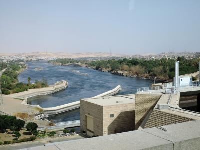 古代エジプト人に畏怖の念=神秘のエジプト・ナイル川クルーズ10日間 4(アスワン)