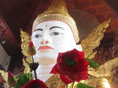 タイ・ミャンマーの旅(10)           ヤンゴンの寺院を見て回る。