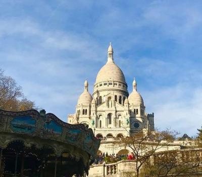 パリのヒッピーエリア・モンマルトル散策