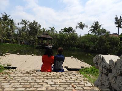 初めての女子友海外旅行。ベトナム