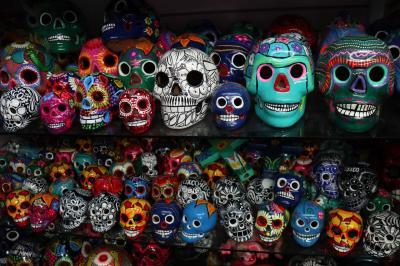 メキシコの中心メキシコシティ~銀の街タスコの旅③
