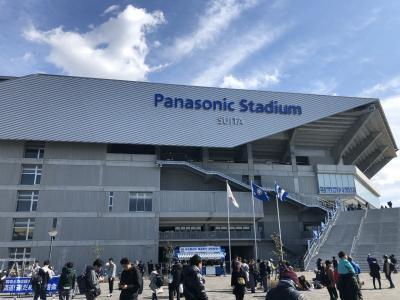 【2019】Jリーグ 2日連続で開幕戦を観戦 大阪遠征 旅行記【後編】