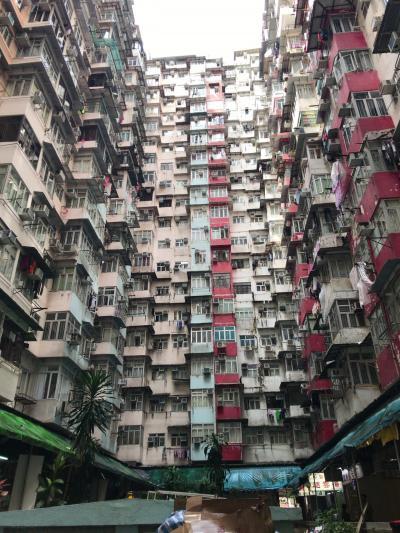 初めての香港1人旅2