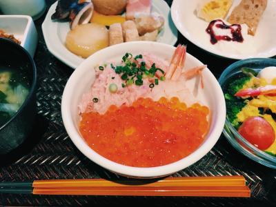 よく食べる女2人旅 初めての北海道 3泊4日  函館>>札幌>>小樽(1)
