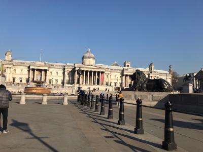 ロンドンのんびり8日間・50歳過ぎて気楽な一人旅①