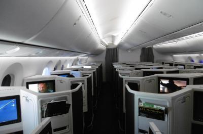 日本航空(JAL)ビジネスクラス搭乗記(成田→クアラルンプール)快適すぎてやめられません。しかも激安です!