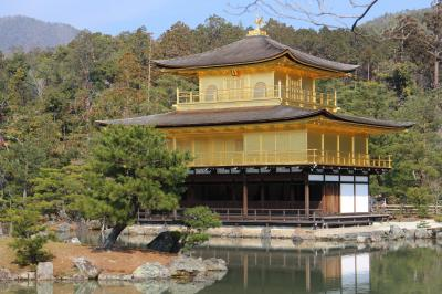 世界の至宝、金閣寺
