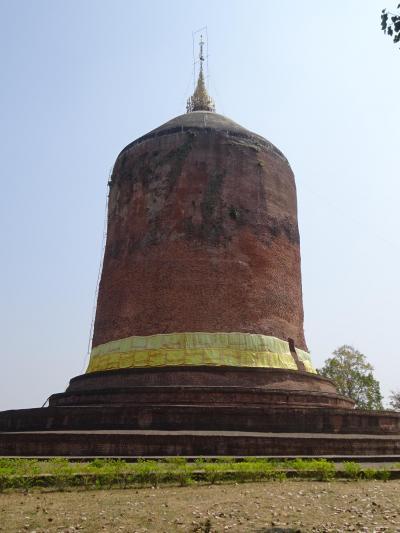 ピュー族の古代都市群(ミャンマー) 2019.2.19