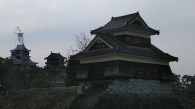 くまもと春の植木市」と熊本城下のレトロな街並みをめぐる