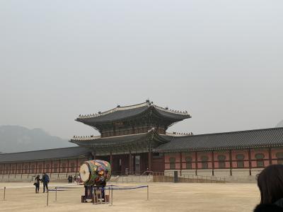 2泊3日の韓国 古宮半日ツアー