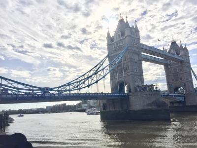 卒業旅行でヨーロッパ周遊!~イギリス編vol.2 ロンドン観光とオペラ座の怪人観劇~
