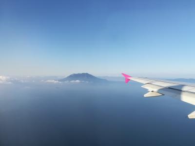 〈鹿児島〉格安ピーチで日帰り霧島温泉ひとり旅!