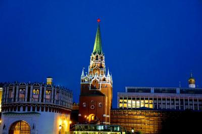 モスクワ2泊3日旅