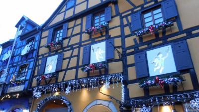 冬のメルヘン ドイツ、東フランスを巡る 32(東フランス編) 13日目④ リクヴィール②