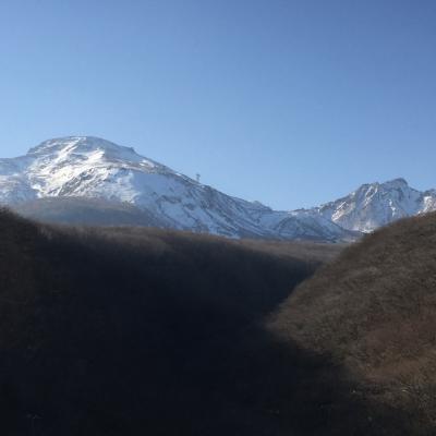 スイスに行けなかった嫁さんを連れて那須方面遠征!! #1