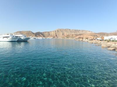 紅海リゾート、シャルム・エル・シェイクでダイビング