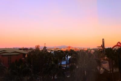年末年始LA・ラスベガス旅行①
