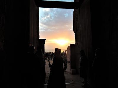古代エジプト人に畏怖の念=神秘のエジプト・ナイル川クルーズ10日間 7(アブシンベル3)